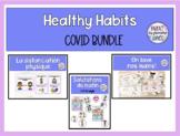 FRENCH Healthy Habits | COVID Back to School | Coronavirus