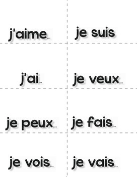 37 FRENCH High Frequency (sight) Word Readers for Novice Learners