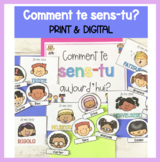 FRENCH How are you feeling? | Comment te sens-tu aujourd'h