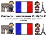 FRENCH IMMERSION BUNDLE + ENGLISH IMMERSION BUNDLE = BILINGUAL BUNDLE