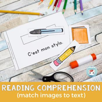 FRENCH Emergent Reader - C'est MON