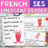 FRENCH Emergent Reader - SES (monstres)
