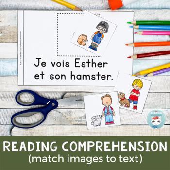 FRENCH Emergent Reader - SON (animal domestique)