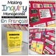 FRENCH Inquiry Bulletin Board Grade 3 Ontario Social Studies BUNDLE: Wonder Wall