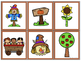 FRENCH Jeu de communication orale - Fall (Autumn Oral Communication Game)