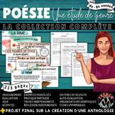 FRENCH L.A. 5/6 - GENRE STUDY: LA POÉSIE/POETRY