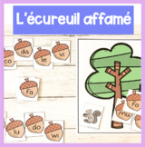 FRENCH L'écureuil affamé Fusionner les sons | Sound Blendi