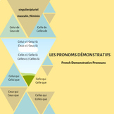 FRENCH DEMONSTRATIVE PRONOUNS / LES PRONOMS DÉMONSTRATIFS