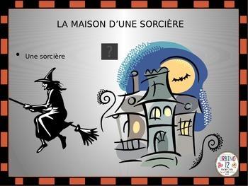 French: La Maison d'une Sorcière