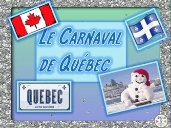 FRENCH: Le Carnaval de Québec