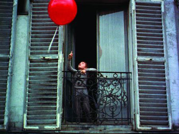 FRENCH LESSON:  The Red Balloon (Smartboard)