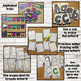 FRENCH LITERACY CENTERS BUNDLE FOR LETTER PRACTICE & RECOGNITION - KINDERGARTEN