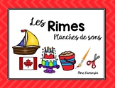 FRENCH - Les Rimes