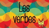 FRENCH Les verbes