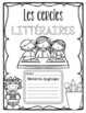 FRENCH Reading - Literature Circles Booklet with Roles / Cercles littéraires