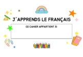FRENCH MEGA LEARNING RESOURCES   Toddlers, Pre-K, Kindergarten   59 Pages!