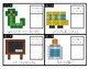 FRENCH MORNING TUBS ACTIVITIES AND CENTERS - TRAVAIL DU MATIN - SNAP CUBES