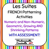 FRENCH Math Centres - Patterning / Les Suites