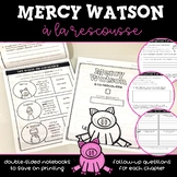 FRENCH Mercy Watson à la rescousse / Book Study Mercy Watson to the rescue
