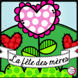 FRENCH Mother's Day • Mini Book