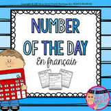 FRENCH Number of the Day