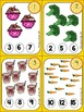 FRENCH {Nutrition} Math and literacy Pack/ Activités Alimentation