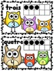 "FRENCH: ""Owl"" About Numbers {Math Posters 1-10} Kindergart"