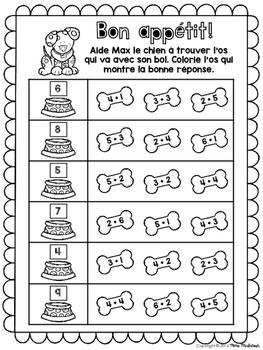 FRENCH Pet Shop Addition / Addition à l'animalerie (maternelle)