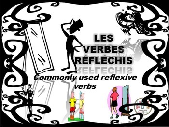 FRENCH:  REFLEXIVE VERBS