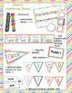 FRENCH - Rainbow Classroom Theme