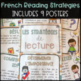 FRENCH Reading Strategies / Stratégies de lecture