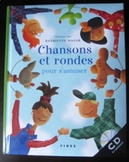 MUSIC FRENCH SONGS SONGBOOK CD Chansons et rondes pour s'amuser TEACHER RESOURCE