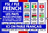 BACK TO SCHOOL FRENCH-SPEAKING COUNTRIES POSTERS
