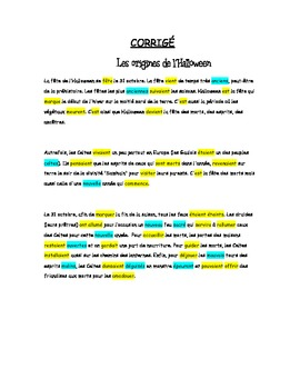 """FRENCH SPELLING TESTS """"DICTEES"""" and GRAMMAR ACTIVITIES FOR MIDDLE SCHOOL"""