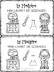 FRENCH Science Booklet and Review: Matter