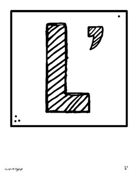FRENCH Science Bulletin Board Letters - Gr 1 L'ÉNERGIE DANS NOS VIES