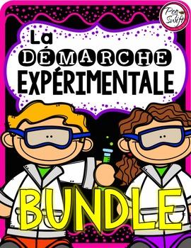 FRENCH Science BUNDLE - La démarche expérimentale