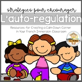 FRENCH Self-Regulation Tools and Strategies: Encourager l'
