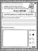 FRENCH Sentence Repair-HALLOWEEN/Phrases à réparer- HALLOWEEN
