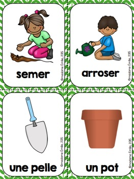 FRENCH {Spring}Math and literacy Pack/ Printemps{littératie et numératie}