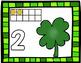 FRENCH St Patrick's day Playdough Mats/ Nombres Saint-Patrick en pâte à modeler