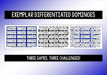 FRENCH TELLING TIME DOMINOES #2