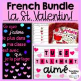 FRENCH VALENTINES BUNDLE   Activités pour la St. Valentin