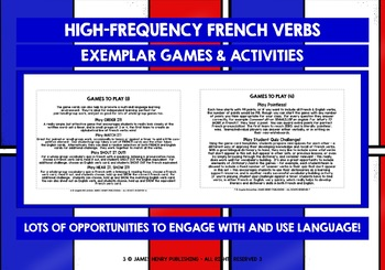 FRENCH VERBS PRACTICE & REVISION 99 VERBS (2)