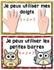 *FRENCH VERSION* Solving Math Problems {Strategy Posters f