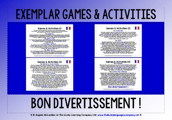 FRENCH VOCABULARY (1-3) PRACTICE & REVISION - 297 WORDS & PHRASES
