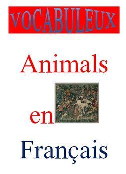 FRENCH VOCABULEUX BUNDLE 1