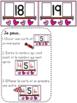 FRENCH Valentine's Day Math Centres - Centres de mathématiques (Saint-Valentin)