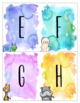 FRENCH WORD WALL HEADERS - MUR DE MOTS (3 OPTIONS, 2 FONTS & TITLE INCLUDED)