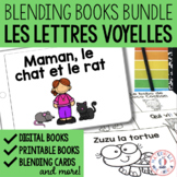 FRENCH Whole-Group Blending Books BUNDLE - Digital and Printable